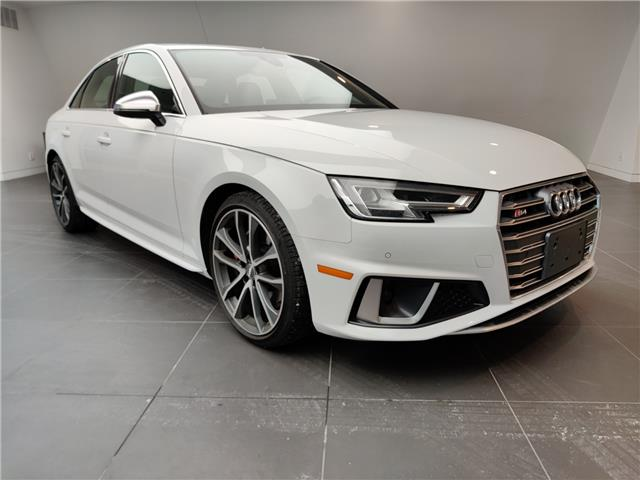2019 Audi S4 3.0T Technik (Stk: 50640) in Oakville - Image 1 of 21