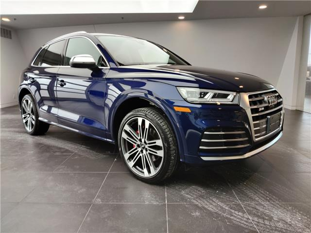 2018 Audi SQ5 3.0T Technik (Stk: L9849) in Oakville - Image 1 of 20