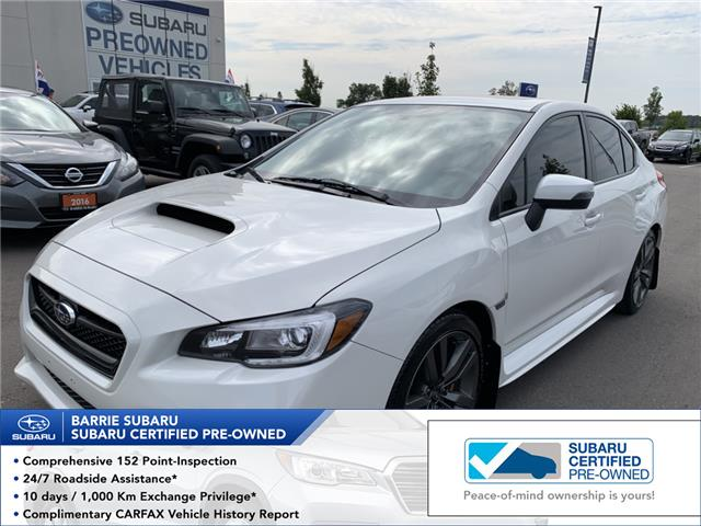 2017 Subaru WRX Sport-tech (Stk: 19SB783A) in Innisfil - Image 1 of 13
