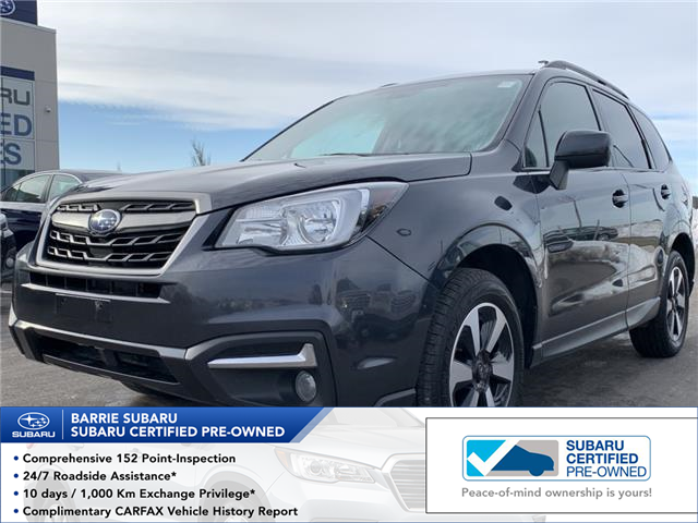 2018 Subaru Forester 2.5i Touring (Stk: 20SB207A) in Innisfil - Image 1 of 12