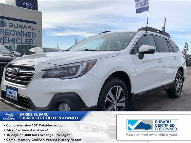 2018 Subaru Outback 2.5i Limited (Stk: 20SB094A) in Innisfil - Image 1 of 11
