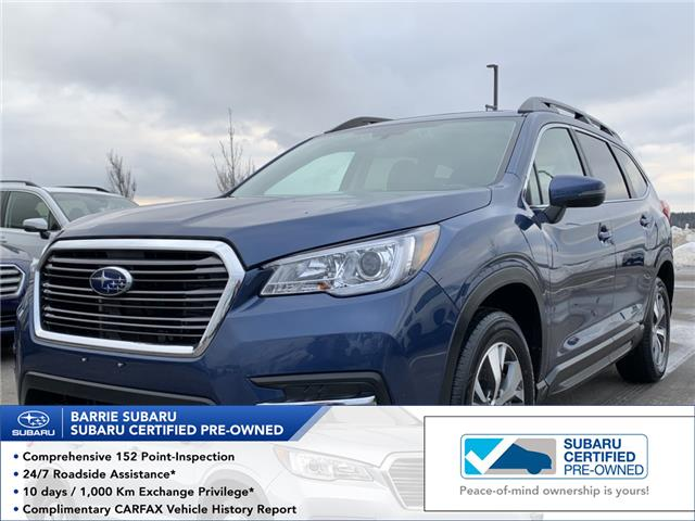 2019 Subaru Ascent Touring (Stk: 20SB054A) in Innisfil - Image 1 of 12