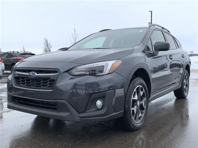 2018 Subaru Crosstrek Sport (Stk: 20SB239A) in Innisfil - Image 1 of 11
