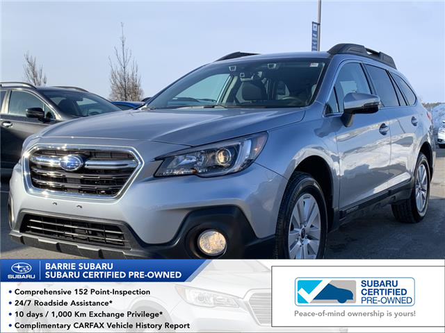 2019 Subaru Outback 2.5i Touring (Stk: SUB1613R) in Innisfil - Image 1 of 18