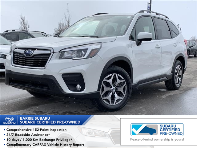 2019 Subaru Forester 2.5i Convenience (Stk: SUB1583R) in Innisfil - Image 1 of 17