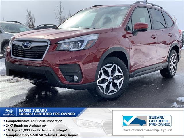 2019 Subaru Forester 2.5i Touring (Stk: SUB1616R) in Innisfil - Image 1 of 19