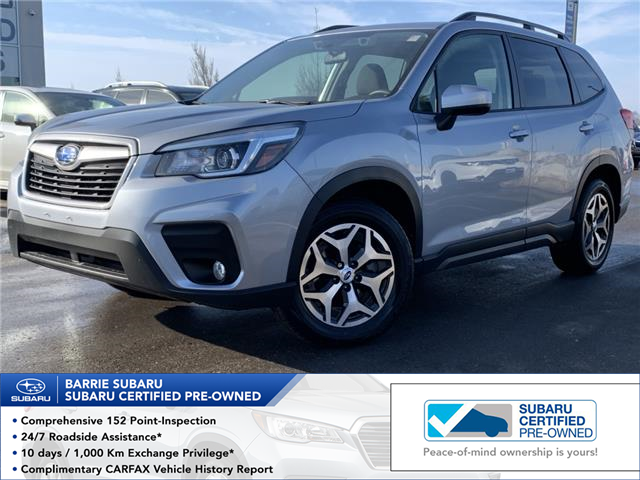 2019 Subaru Forester 2.5i Convenience (Stk: SUB1590R) in Innisfil - Image 1 of 17