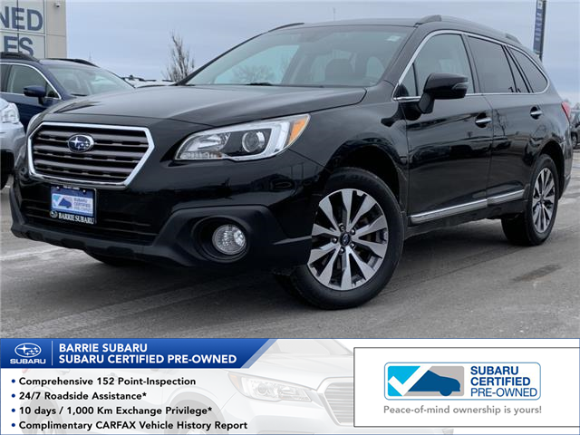 2017 Subaru Outback 2.5i Premier Technology Package (Stk: SUB1551) in Innisfil - Image 1 of 12