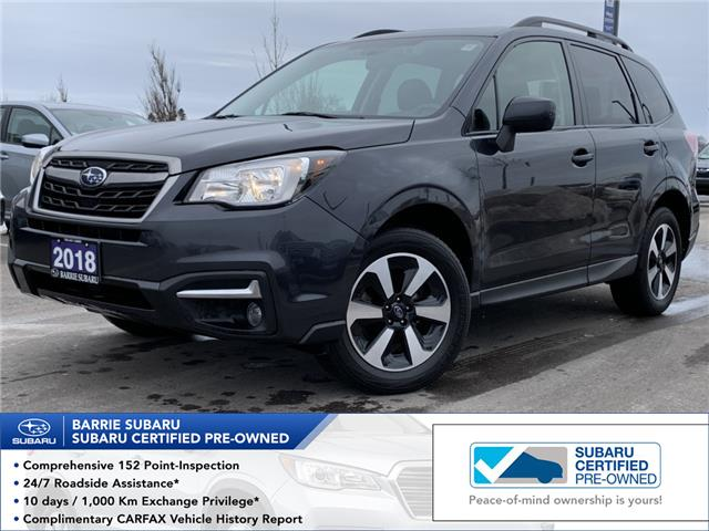 2018 Subaru Forester 2.5i Touring (Stk: 20SB207A) in Innisfil - Image 1 of 13
