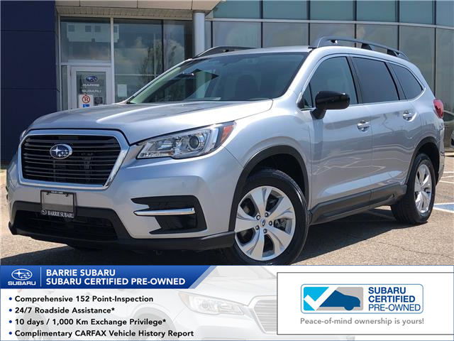 2019 Subaru Ascent Convenience (Stk: 19SB112A) in Innisfil - Image 1 of 16