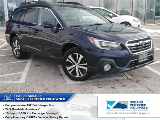 2018 Subaru Outback 2.5i Limited (Stk: 20SB576A) in Innisfil - Image 1 of 9