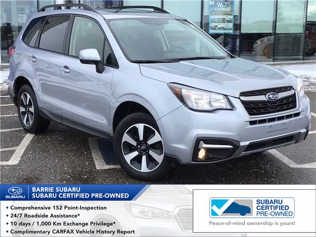 2018 Subaru Forester 2.5i Touring (Stk: 21SB207A) in Innisfil - Image 1 of 22
