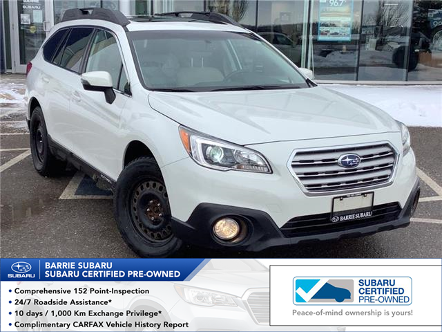 2017 Subaru Outback 2.5i Limited (Stk: SUB1760) in Innisfil - Image 1 of 14