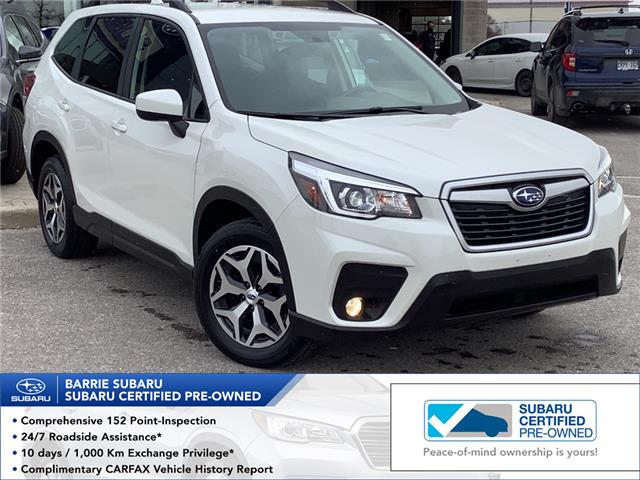 2019 Subaru Forester 2.5i Convenience (Stk: 201079A) in Innisfil - Image 1 of 19