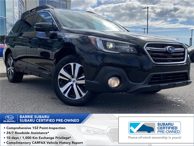 2019 Subaru Outback 2.5i Limited (Stk: 20U1062) in Innisfil - Image 1 of 13