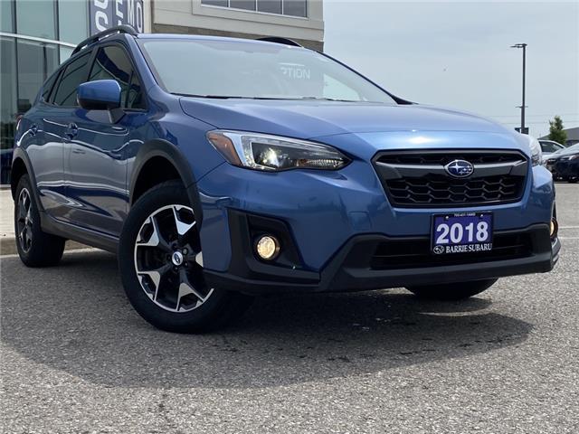 2018 Subaru Crosstrek Sport (Stk: 201267A) in Innisfil - Image 1 of 11