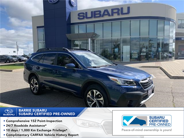 2020 Subaru Outback Limited (Stk: 201227A) in Innisfil - Image 1 of 22