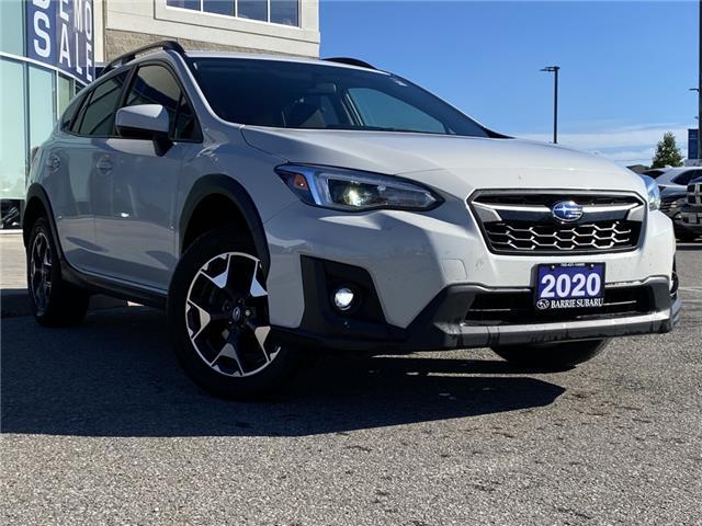 2020 Subaru Crosstrek Sport (Stk: 20U1158) in Innisfil - Image 1 of 9