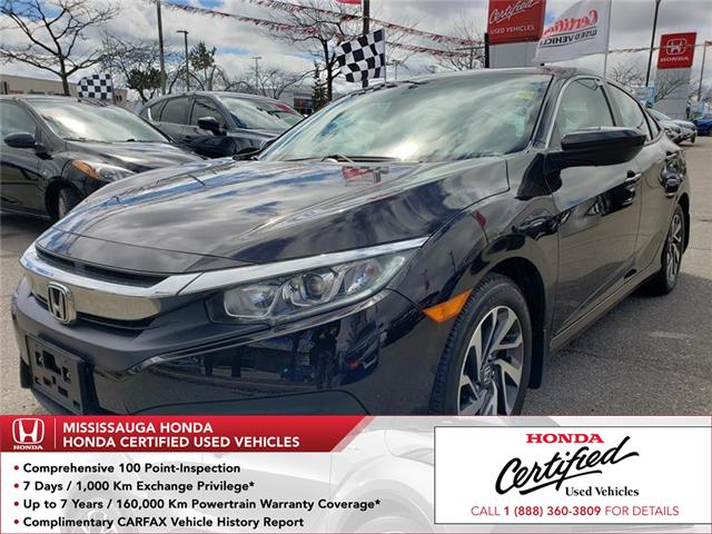 2016 Honda Civic EX (Stk: 325591A) in Mississauga - Image 1 of 22