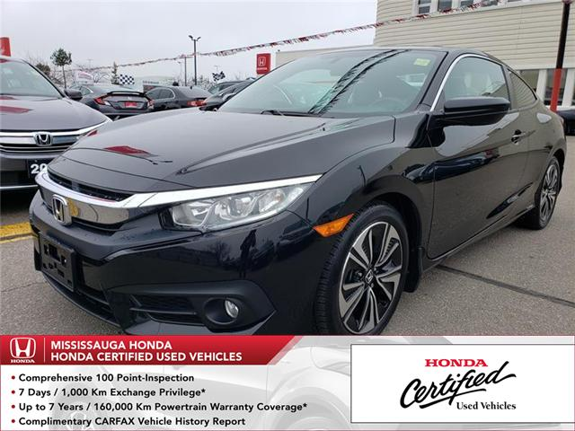 2016 Honda Civic EX-T (Stk: 325953A) in Mississauga - Image 1 of 21