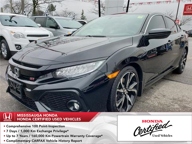 2018 Honda Civic Si (Stk: HC2479) in Mississauga - Image 1 of 22