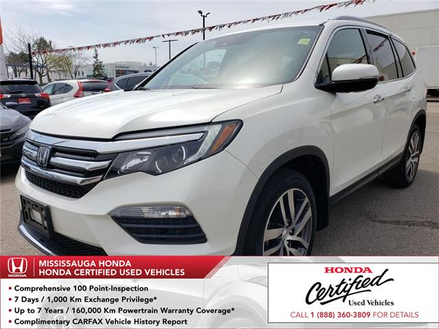 2017 Honda Pilot Touring (Stk: 326244A) in Mississauga - Image 1 of 22