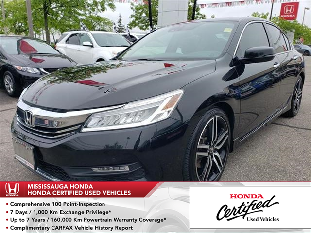 2016 Honda Accord Touring (Stk: 326086A) in Mississauga - Image 1 of 22