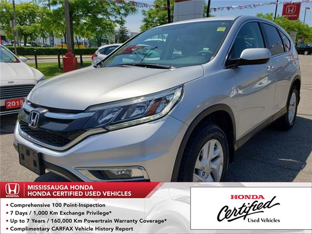 2016 Honda CR-V SE (Stk: 326403A) in Mississauga - Image 1 of 21