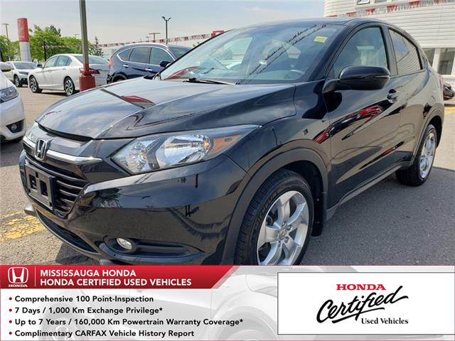 2016 Honda HR-V EX (Stk: 326143A) in Mississauga - Image 1 of 22