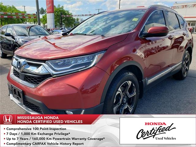 2017 Honda CR-V Touring (Stk: 326334A) in Mississauga - Image 1 of 22