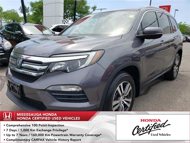 2016 Honda Pilot EX-L RES (Stk: 326469A) in Mississauga - Image 1 of 22