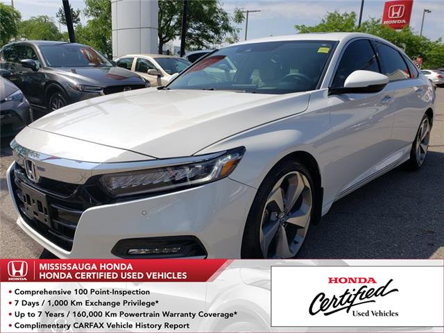 2018 Honda Accord Touring 2.0T (Stk: 326409A) in Mississauga - Image 1 of 22