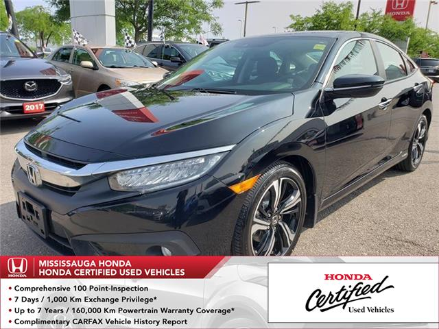 2016 Honda Civic Touring (Stk: 326384A) in Mississauga - Image 1 of 22