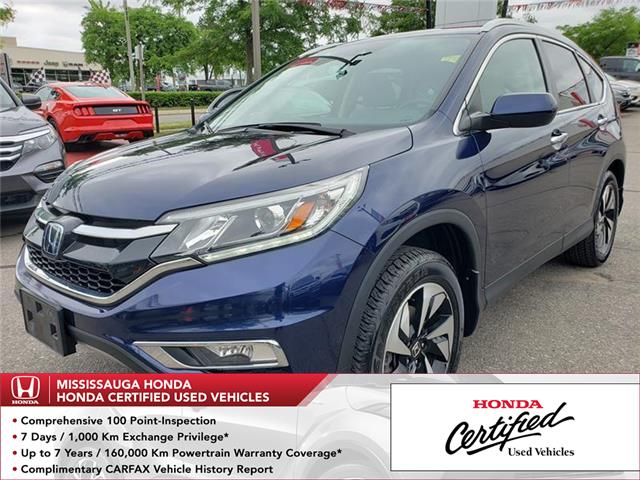 2016 Honda CR-V Touring (Stk: 326454A) in Mississauga - Image 1 of 22