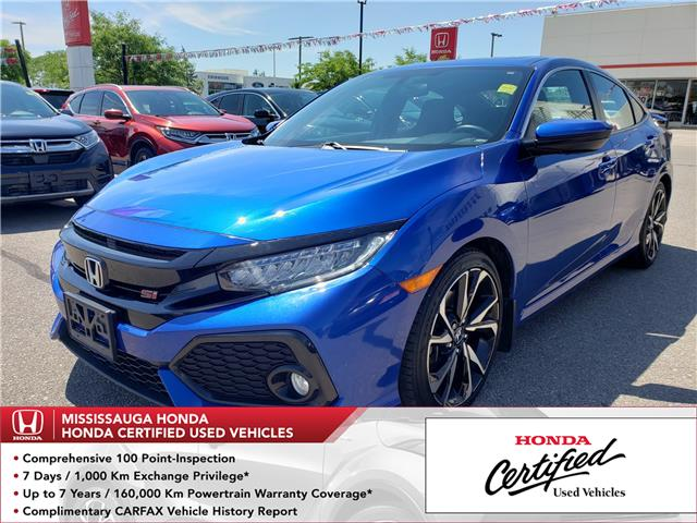 2017 Honda Civic Si (Stk: HC2495) in Mississauga - Image 1 of 24