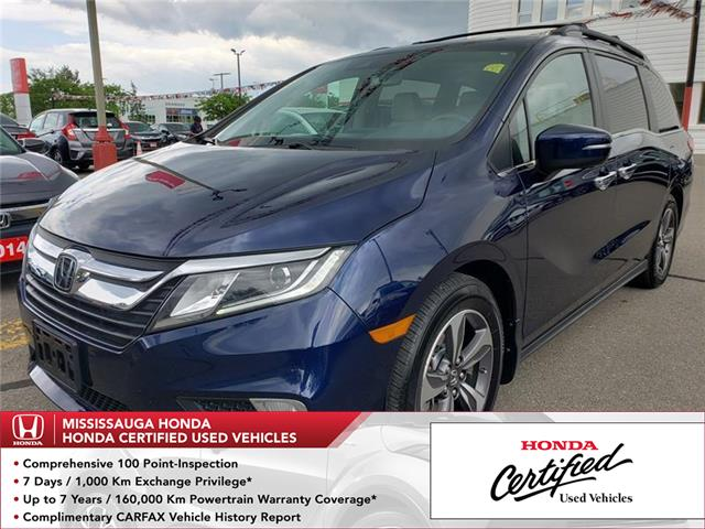 2018 Honda Odyssey EX-L (Stk: HC2517) in Mississauga - Image 1 of 22