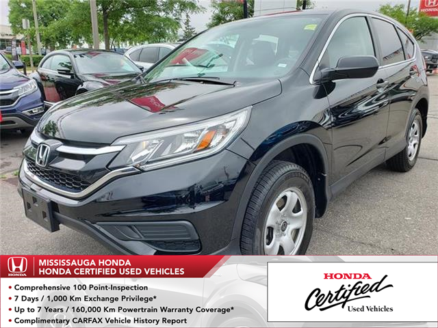 2015 Honda CR-V LX (Stk: 326673A) in Mississauga - Image 1 of 1