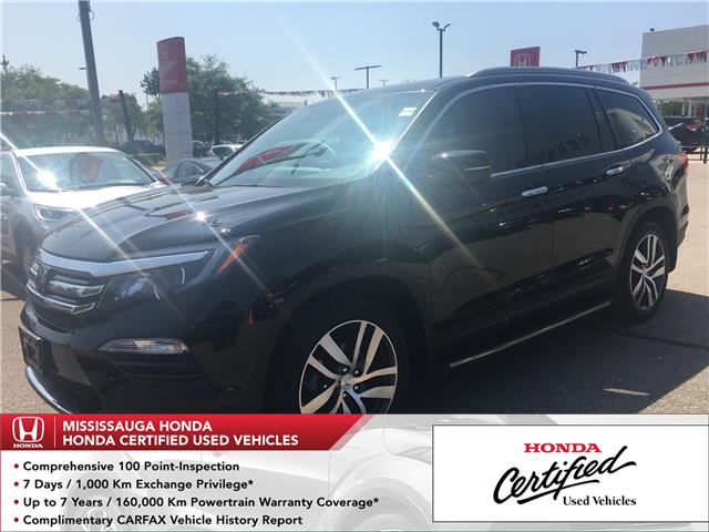 2018 Honda Pilot Touring (Stk: HC2519) in Mississauga - Image 1 of 26