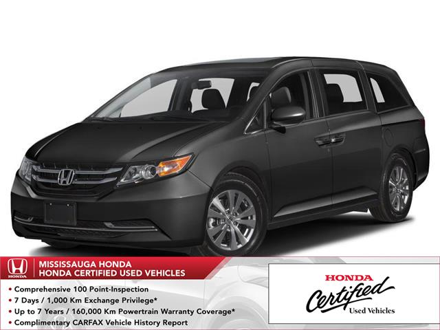 2016 Honda Odyssey EX-L (Stk: 326126A) in Mississauga - Image 1 of 9