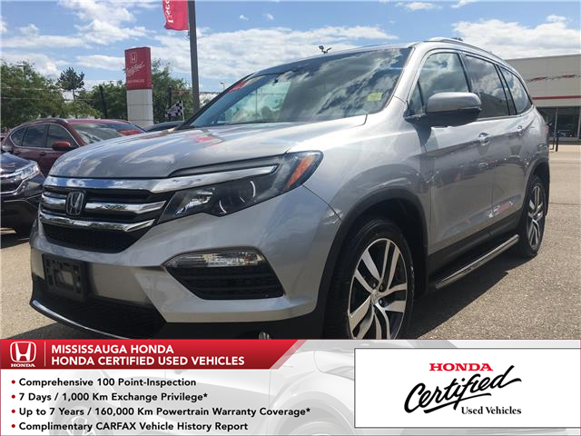 2016 Honda Pilot Touring (Stk: 326740A) in Mississauga - Image 1 of 26