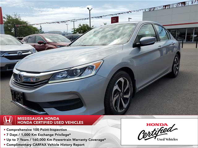 2016 Honda Accord LX (Stk: 326851A) in Mississauga - Image 1 of 20