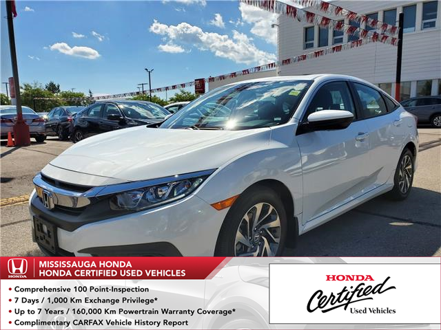 2018 Honda Civic EX (Stk: HC2524) in Mississauga - Image 1 of 23