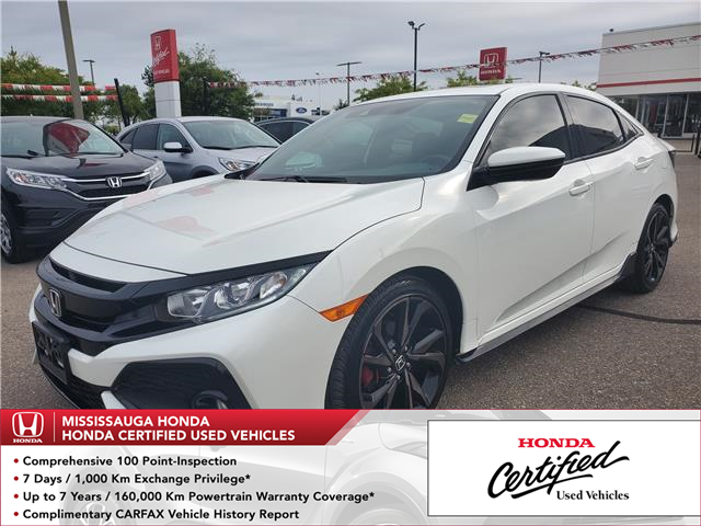 2018 Honda Civic Sport (Stk: HC2540) in Mississauga - Image 1 of 23