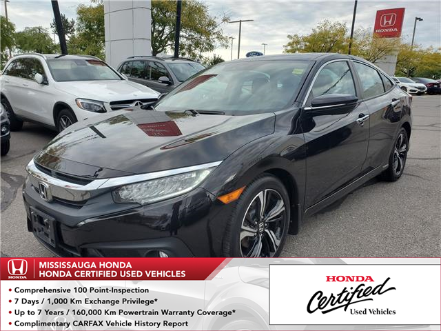 2017 Honda Civic Touring (Stk: WC0059) in Mississauga - Image 1 of 26