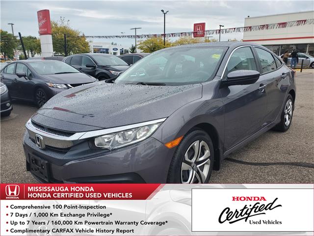 2018 Honda Civic LX (Stk: HC2553) in Mississauga - Image 1 of 21