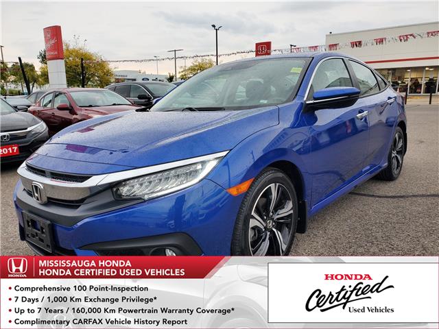 2018 Honda Civic Touring (Stk: HC2551) in Mississauga - Image 1 of 26