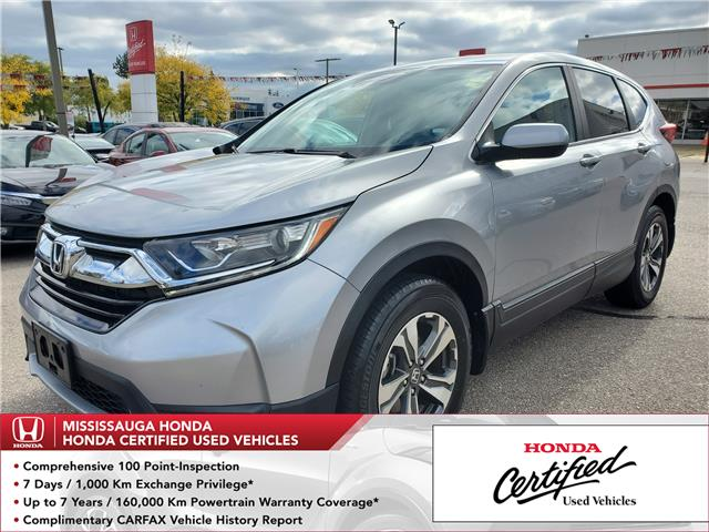 2017 Honda CR-V LX (Stk: 326912A) in Mississauga - Image 1 of 21