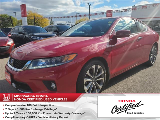 2015 Honda Accord EX-L-NAVI V6 (Stk: HC2550) in Mississauga - Image 1 of 23