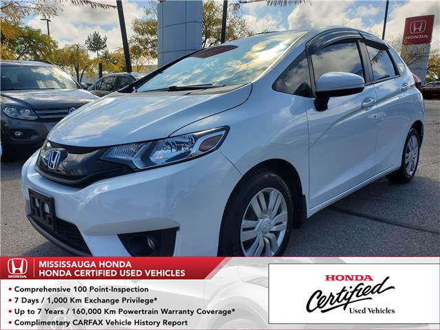 2016 Honda Fit LX (Stk: HC2538A) in Mississauga - Image 1 of 20