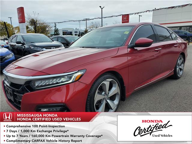 2018 Honda Accord Touring 2.0T (Stk: HC2561) in Mississauga - Image 1 of 25